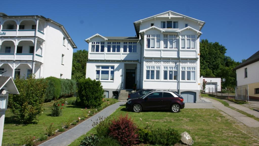 Villa 'Margarete' in traumhafter Altstadtlage, Bun
