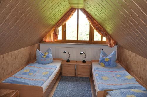 weiteres Schlafzimmer im Obergeschoss