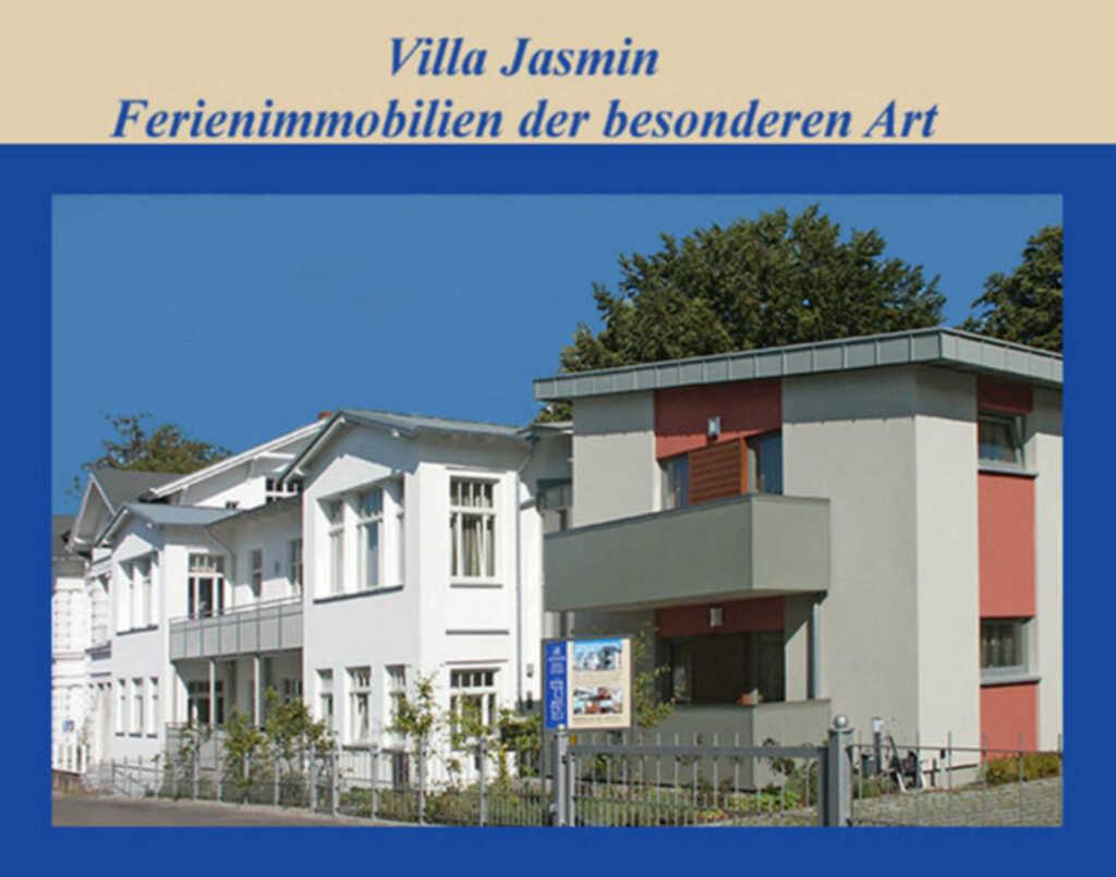 Villa Jasmin**** Bäderarchitektur alt und neu, 3-Z