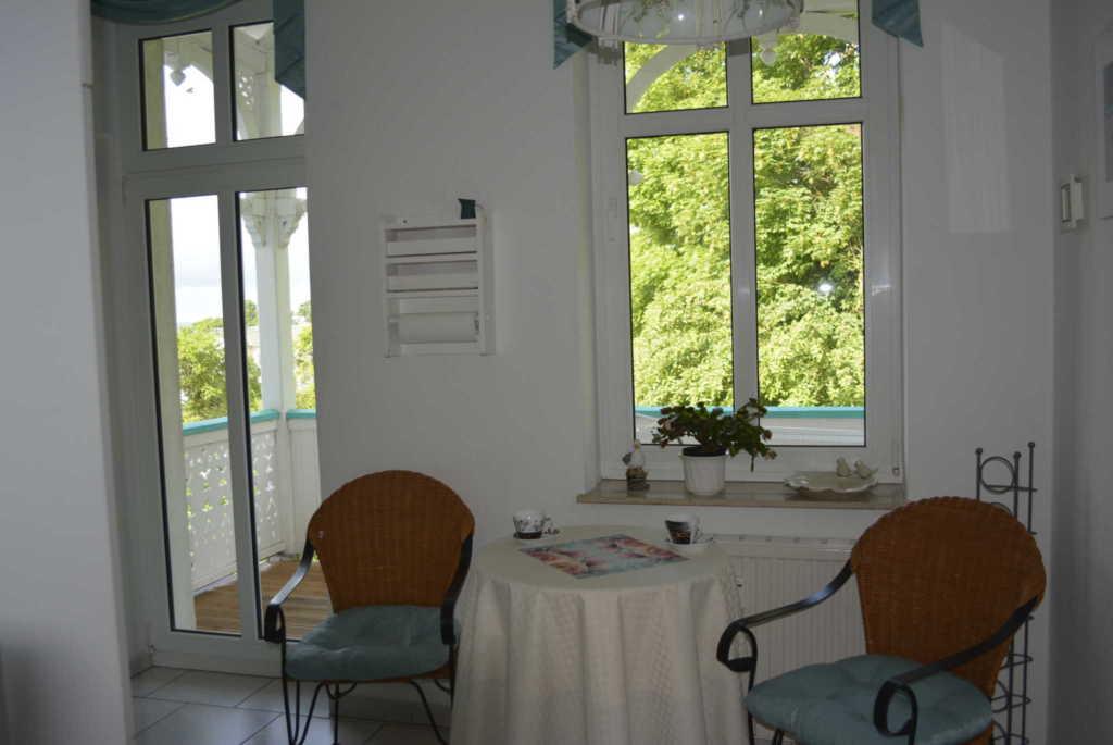 Seeblickvillen 2- und 3- Zimmer Komfortferienwohnu