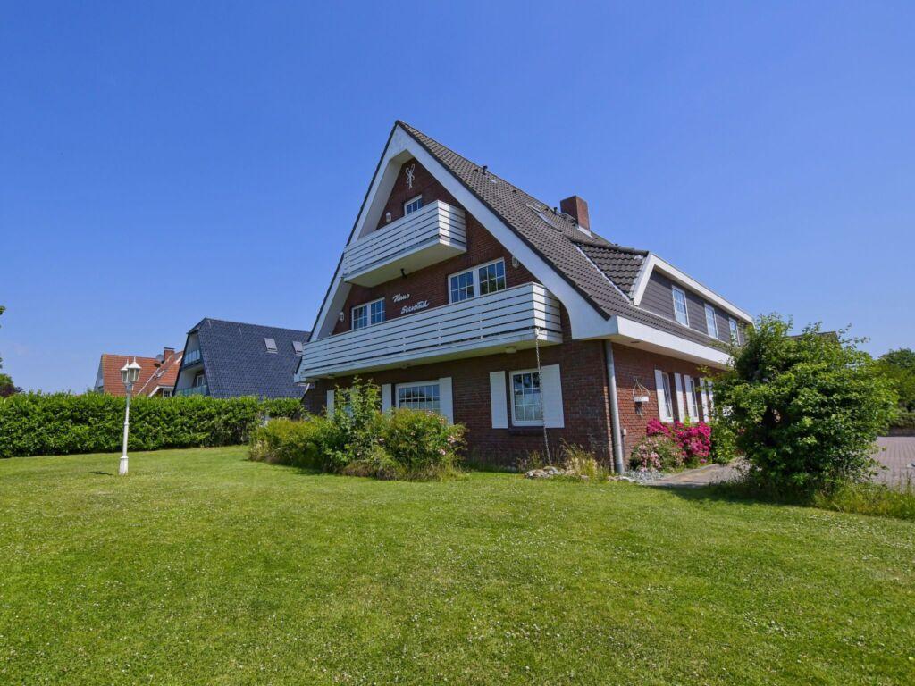 BUE - Appartementhaus 'Seewind', 005 - Hooge 2-Rau