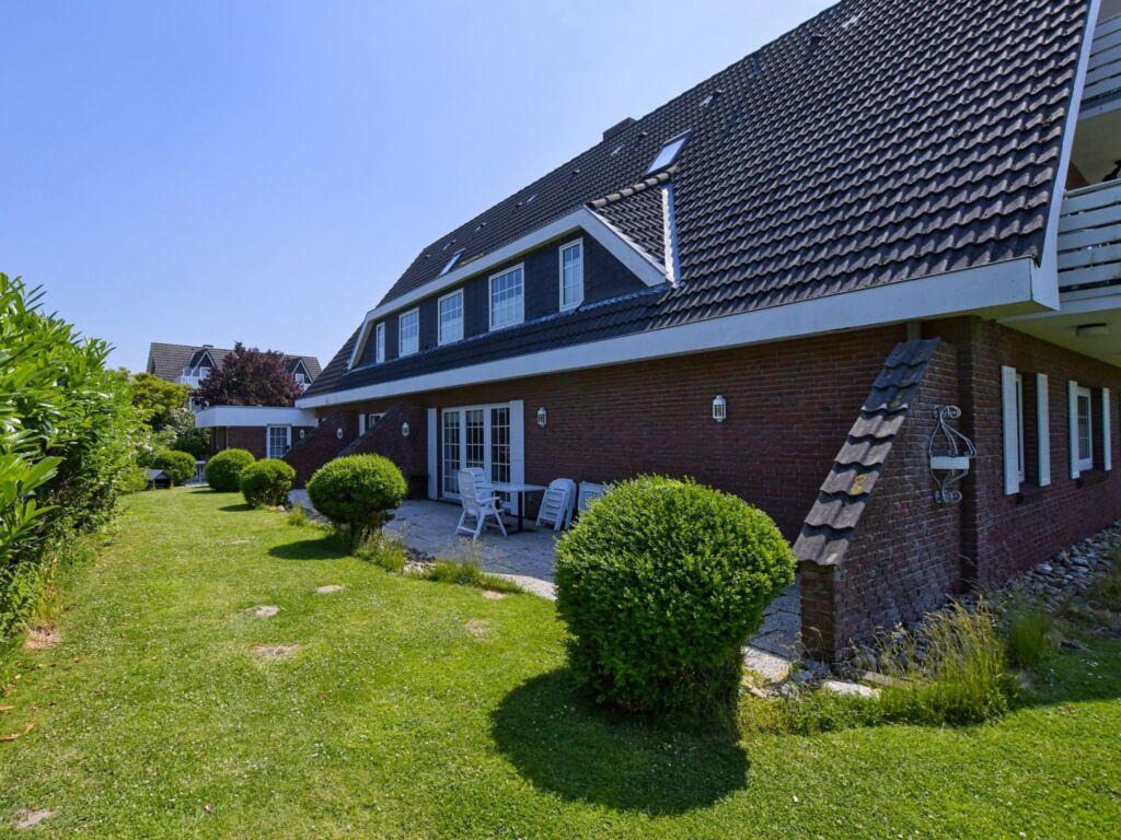 BUE - Appartementhaus 'Seewind', 102 - Föhr 2-Raum