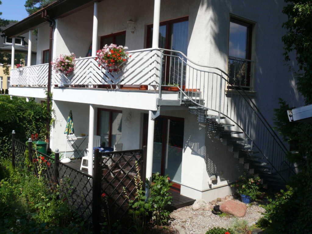 Villa Lustig - ruhige und zentrale Lage, strandnah