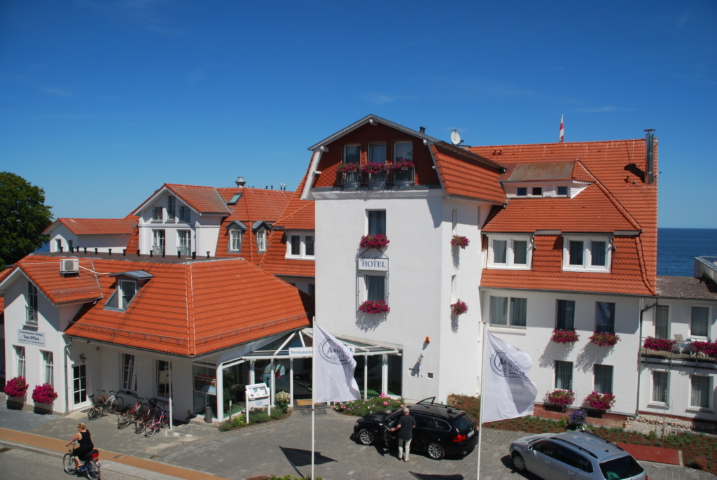 Promenadenhotel Admiral, Familienzimmer (Cd x54102