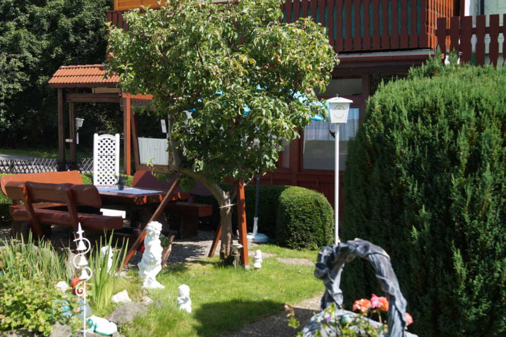Pension Jagdhütte, Dachsbau (4-Bett-Zimmer ) DU-WC