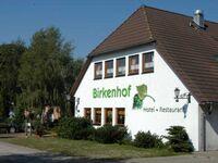 Hotel und Restaurant Birkenhof, komfortables Doppelzimmer mit Terrasse 1 in Baabe (Ostseebad) - kleines Detailbild
