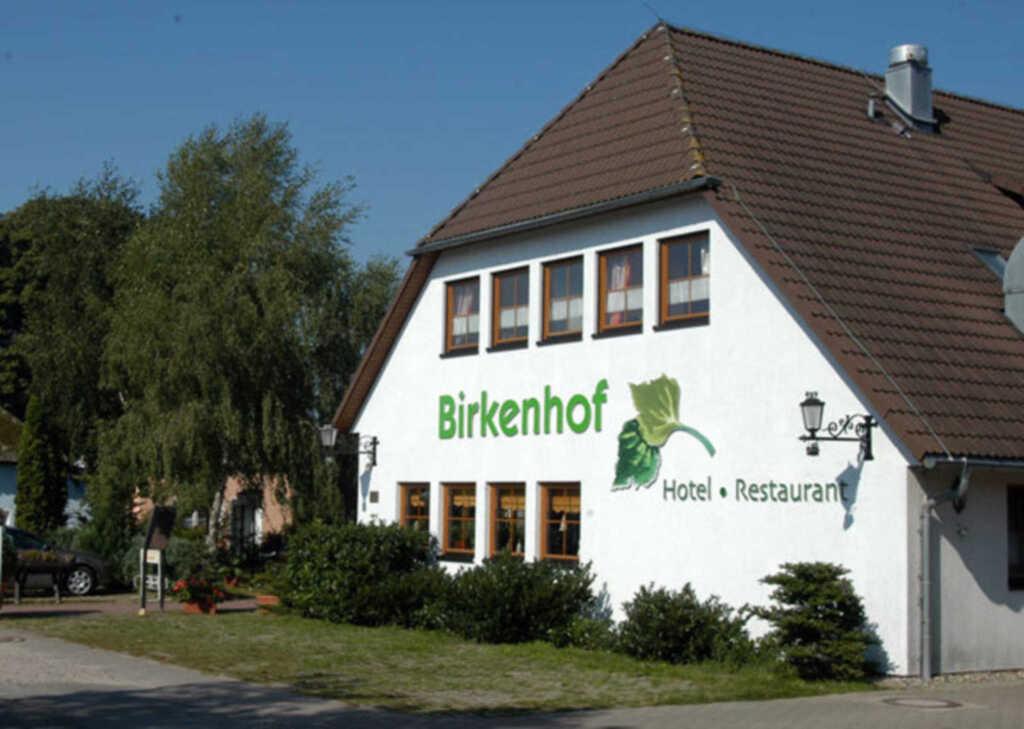 Hotel und Restaurant Birkenhof, großes Appartement