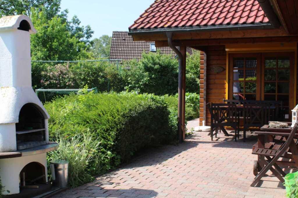 Ferienhaus Birke - Paradies für Kinder, Ferienhaus
