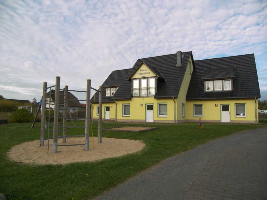 Mobilcamp Heringsdorf 'Haus Triftende', Fewo 4