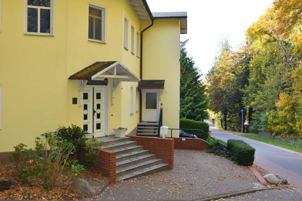 Ferienwohnung RENA, Zinnowitz, Am Wald, 2 RW, S�db