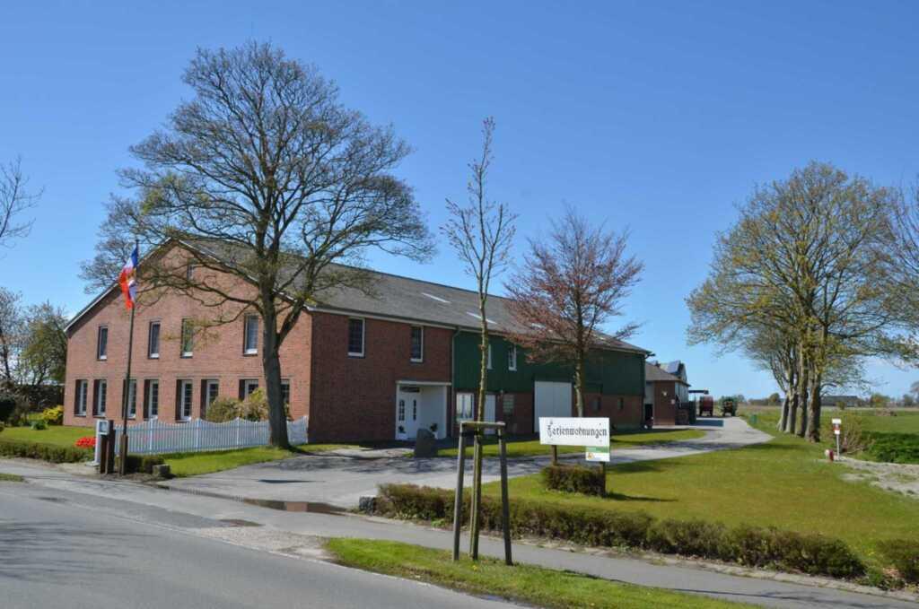Nordseehof Meyer, Ferienwohnung 5 im 1. OG