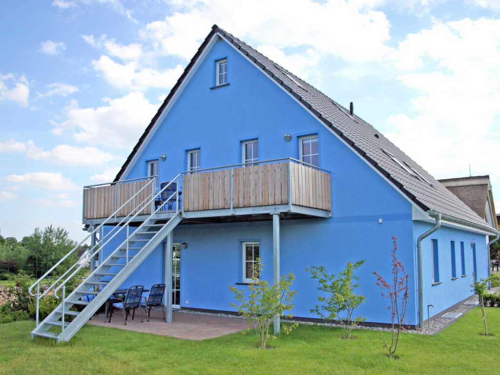 4 Ferienwohnungen im Blu Hus, Ferienwohnung 4