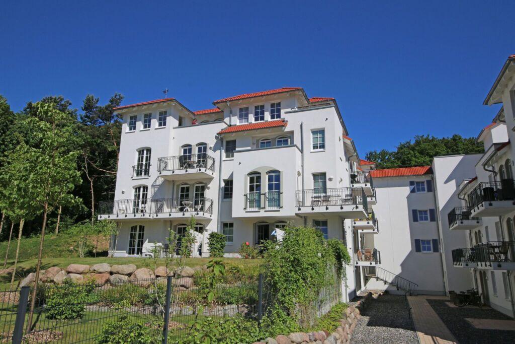 F.01 Haus Meeresblick A 4.01 Strandkorb mit Balkon