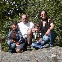 Vermieter: Fam. Bauer Gerald, Ute, Jonas und David