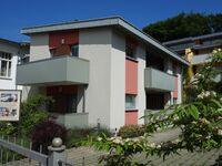Villa Jasmin**** Bäderarchitektur alt und neu, 2-Zi.-App. J2, Garten, Terrasse und Balkon in Heringsdorf (Seebad) - kleines Detailbild