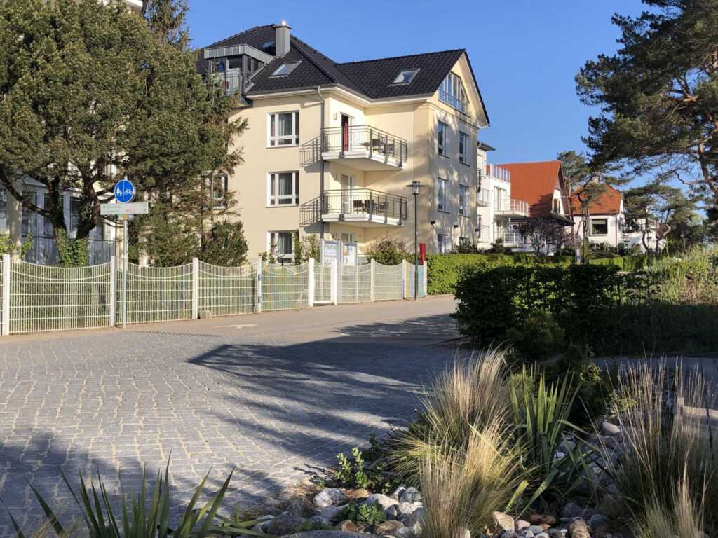 Strandhaus Aurell - FEWO - Pension, Typ I - EG -