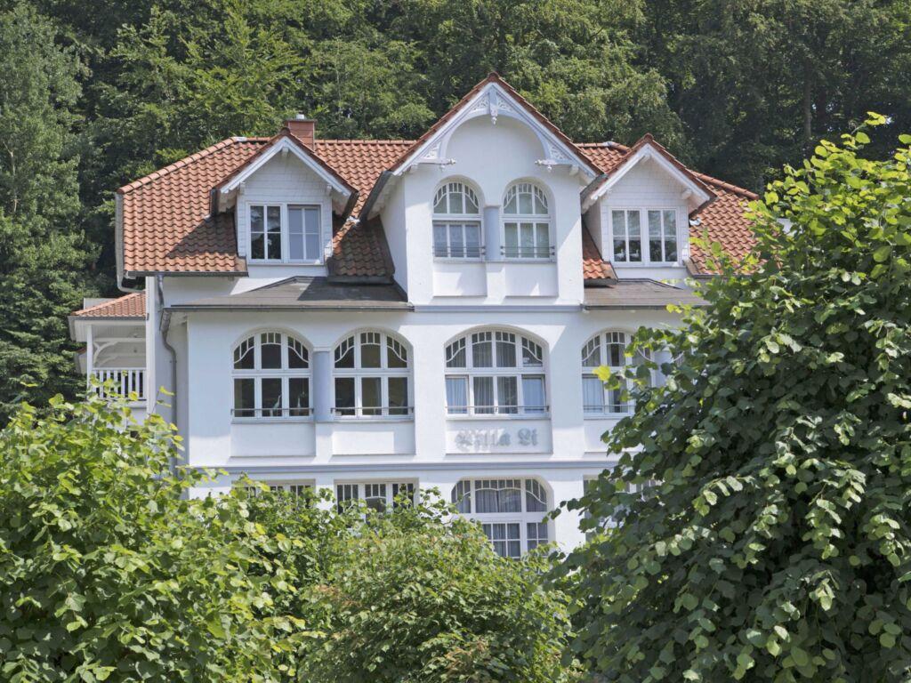 Villa Li F 546 Penthouse mit Dachterrasse & Parkpl