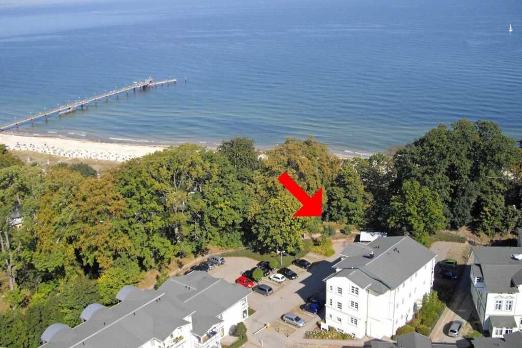 Villa Strandmuschel, B 04: 40 m², 2-Raum, 4 Pers.,