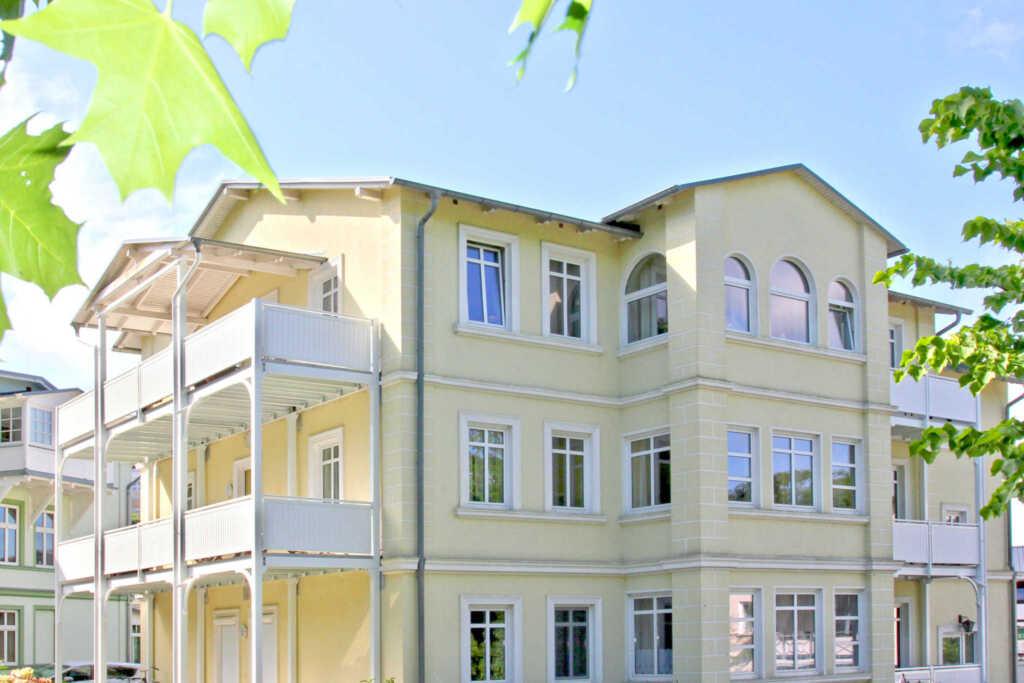Villa Strandmuschel, C 08: 60 m�,2-Raum,4 Pers.,Ba
