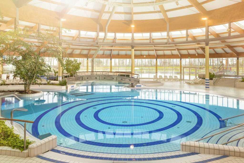 Villa Strandmuschel, C 08: 60 m²,2-Raum,4 Pers.,Ba