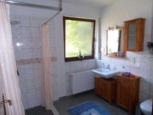 Badezimmer Toskana