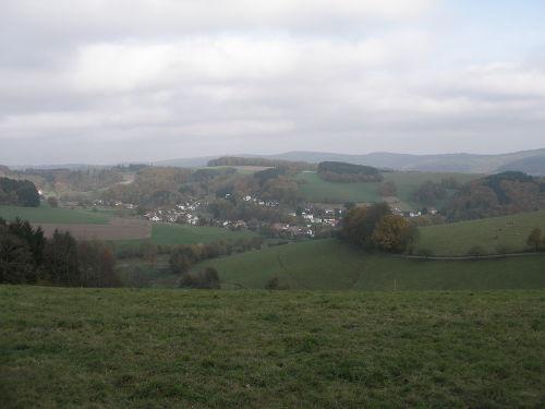 Ortschaft im Odenwald