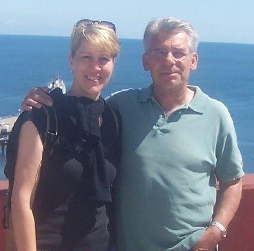Jürgen und Sabine Wanner