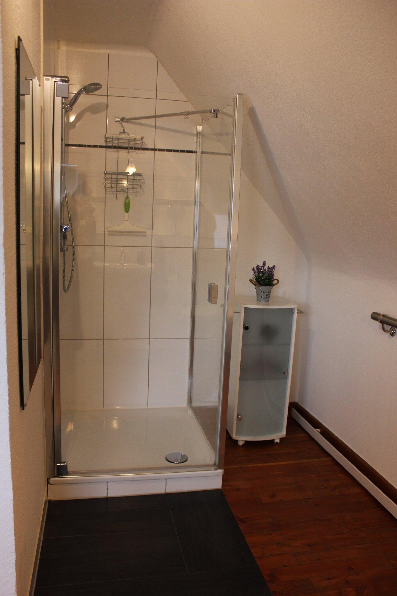 Duschbad obere Etage