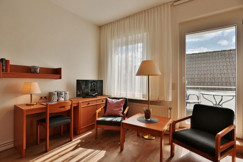 Villa von Rumohr, VR3, 1-Zimmerwohnung