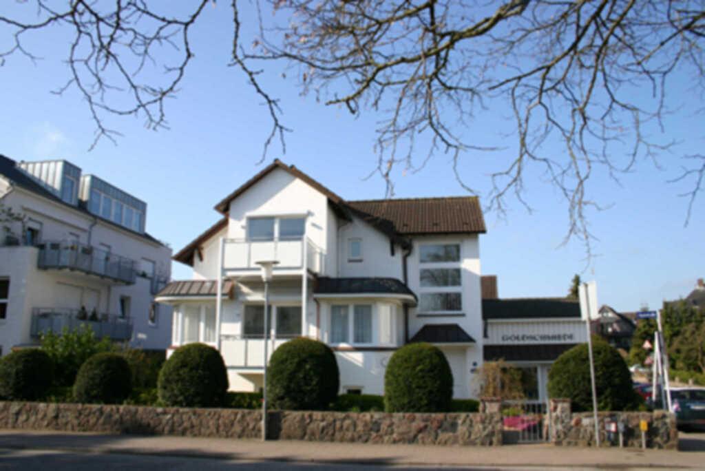 Villa von Rumohr, VR4, 1,5 Zimmerwohnung