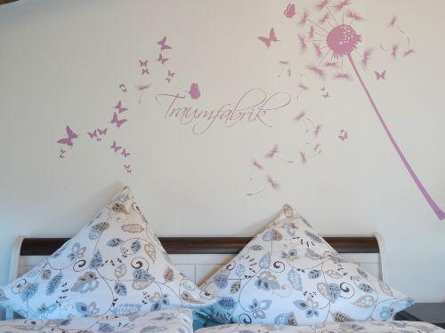 2. Schlafzimmer - Doppelbett