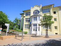 Strandresidenz Brandenburg, A 07: 35 m², 1-Raum, 2 Pers., Balkon, Gartenblick (Typ A) in Göhren (Ostseebad) - kleines Detailbild
