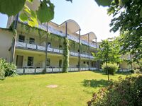 Strandresidenz Brandenburg, D 08: 54 m², 2-Raum, 4 Pers., Balkon, Gartenblick (kH) in Göhren (Ostseebad) - kleines Detailbild
