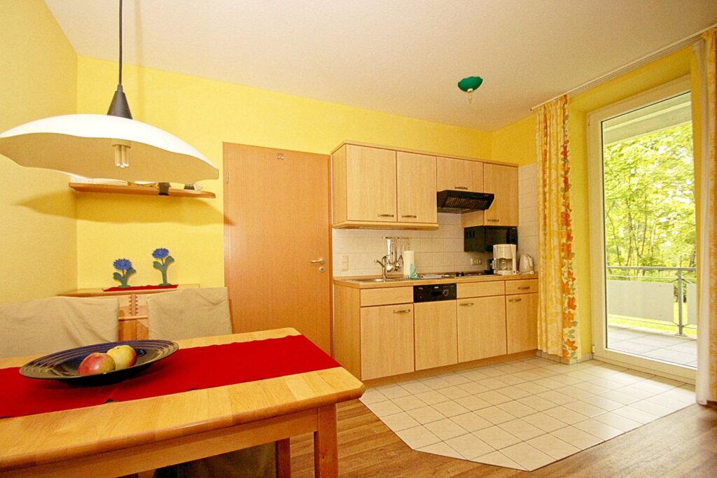 Strandresidenz Brandenburg, D 08: 54 m², 2-Raum, 4