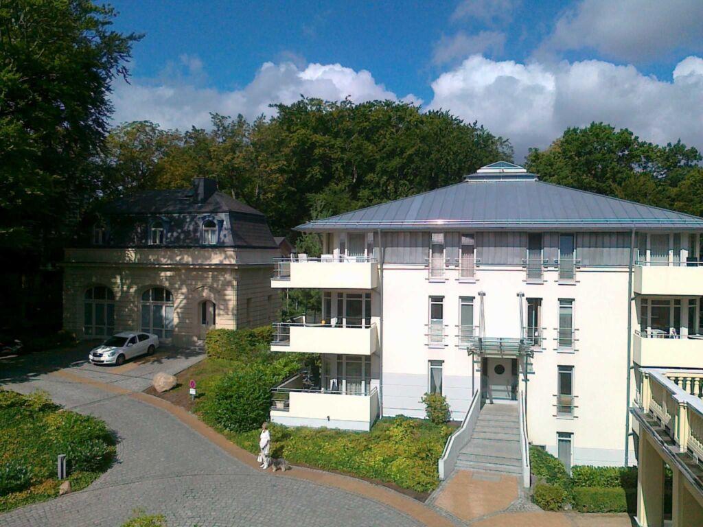 Residenz Bleichröder, Whg. 13, Apartmentvermietun