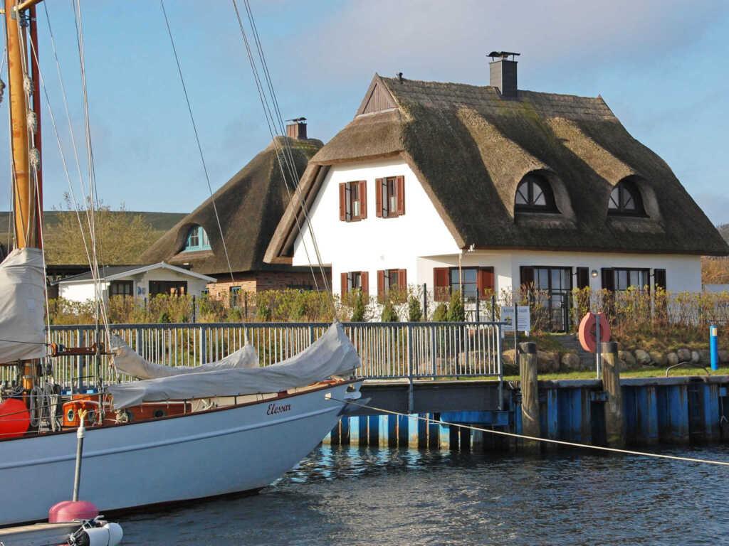 Hafenhaus in Gager F 584 mit traumhaften Wasserbli