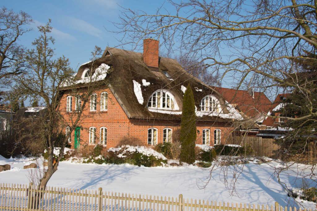 Landhaus am Deich, Nr. 3 Appartement mit Kamin