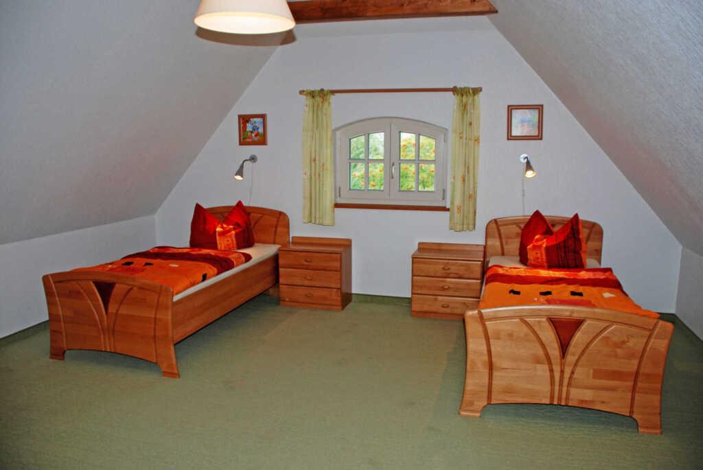 Ferienhaus Sonnenwinkel unterm Reetdach mit Sauna
