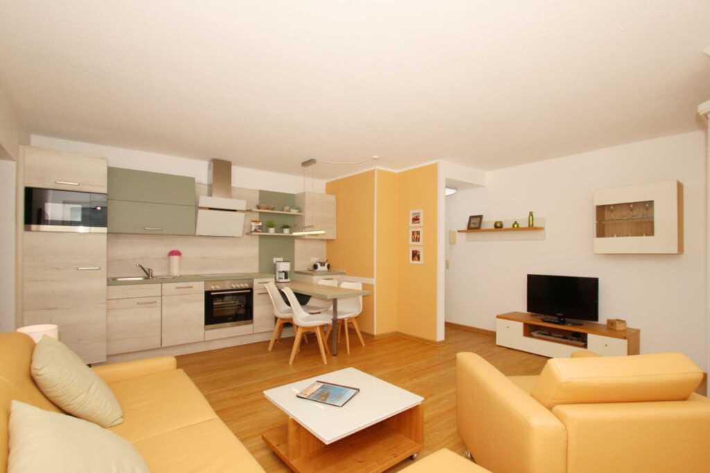 Strandhaus Mönchgut, A 13: 52 m², 2-Raum, 4 Pers.,