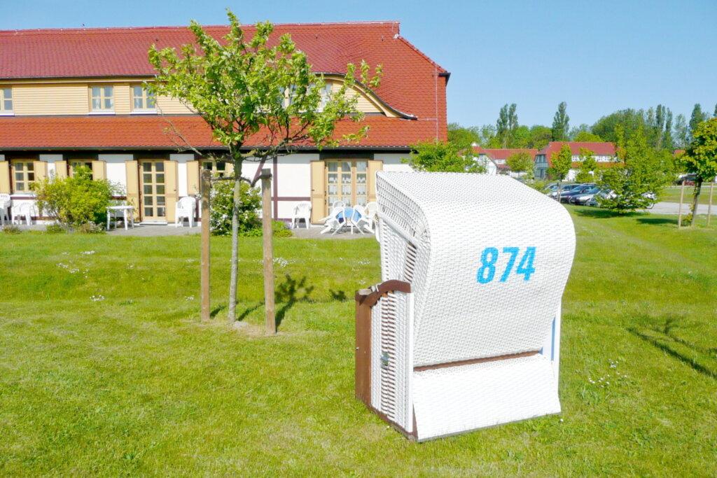 Ferienresidenz Rugana am Bakenberg, E B20: 54 m²,