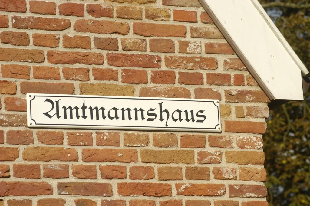 Amtmannshaus Greetsiel, 01 Typ A - Whg. Canum
