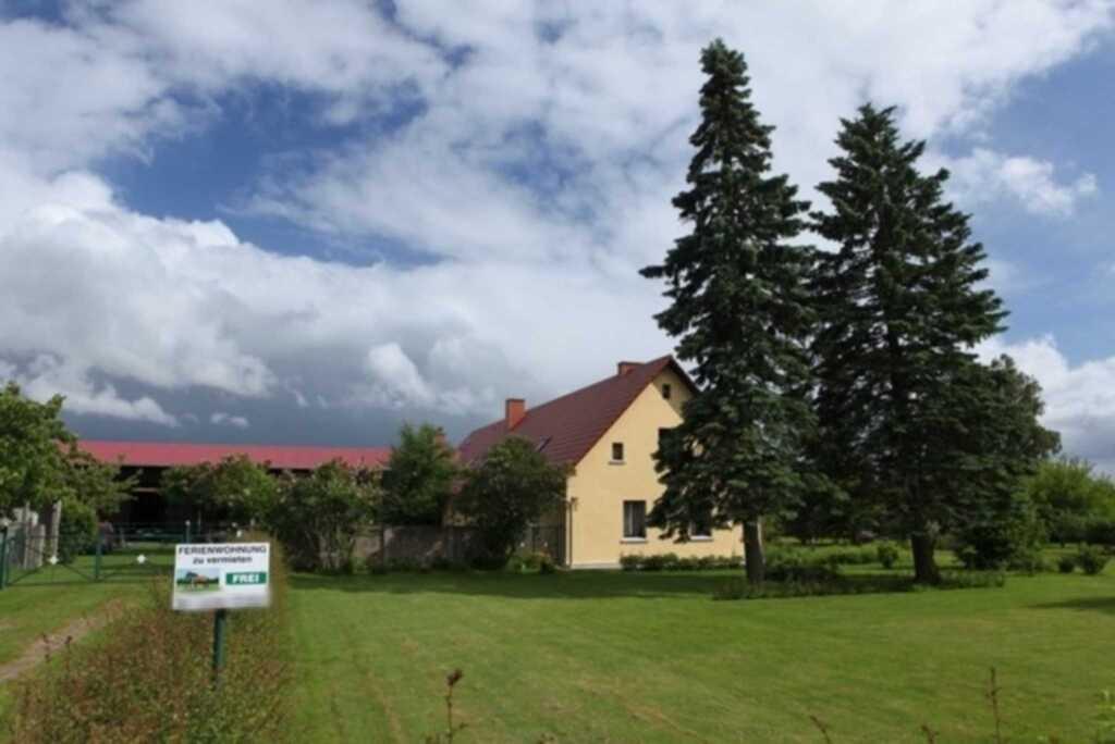 FeWo's Familie Braatz in Ahrenshagen, 22km zur Ost