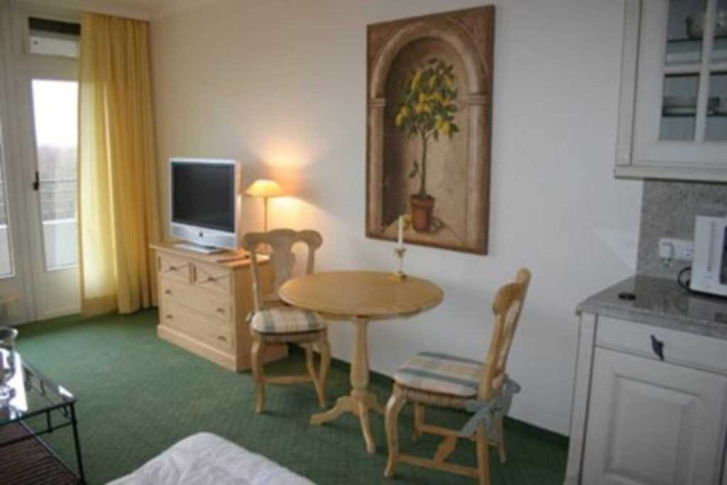 Appartements im Clubhotel, MAR812, 1 Zimmerwohnung