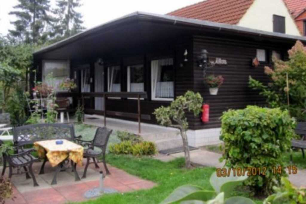 Ferienh�user Heinrich, Haus 'M�we'