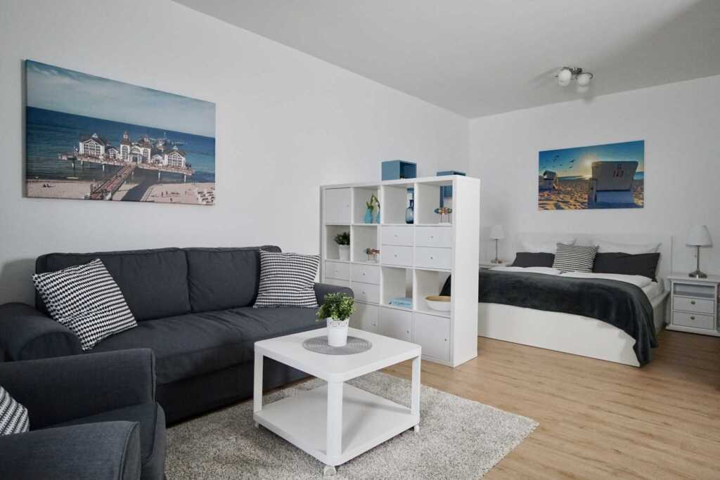 Appartementhaus im Ostseebad Sellin, T2 Ferienappa