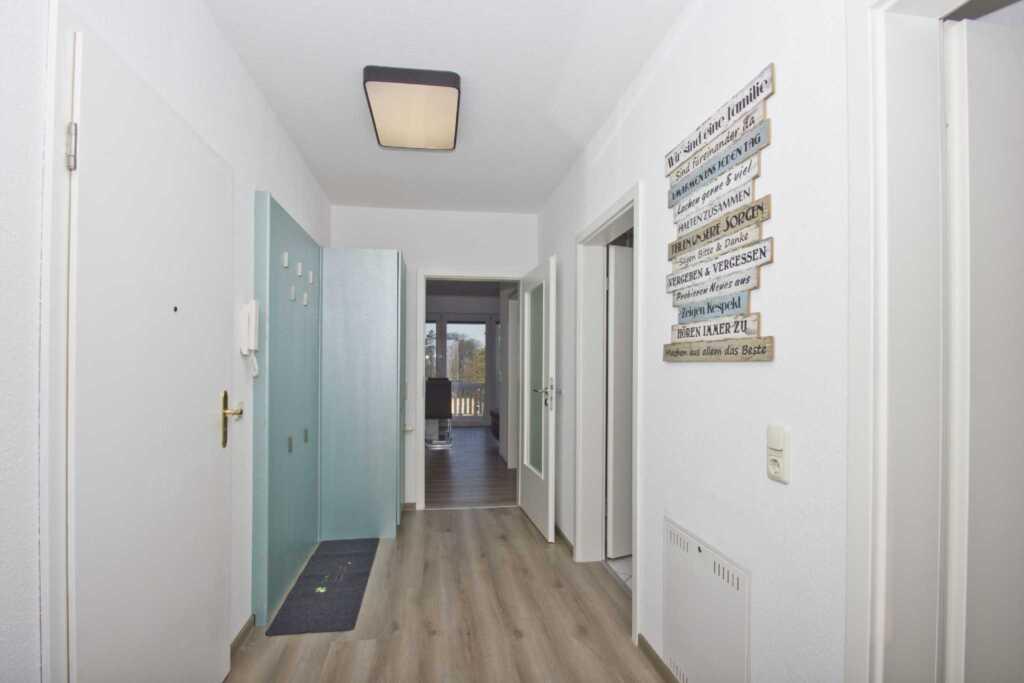 Haus Nordstrand, C 16: 60m�, 3-Raum, 4 Pers., Balk