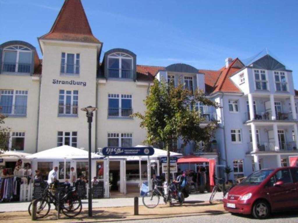 Appartementhaus 'Strandburg', (45) 2- Raum- Appart