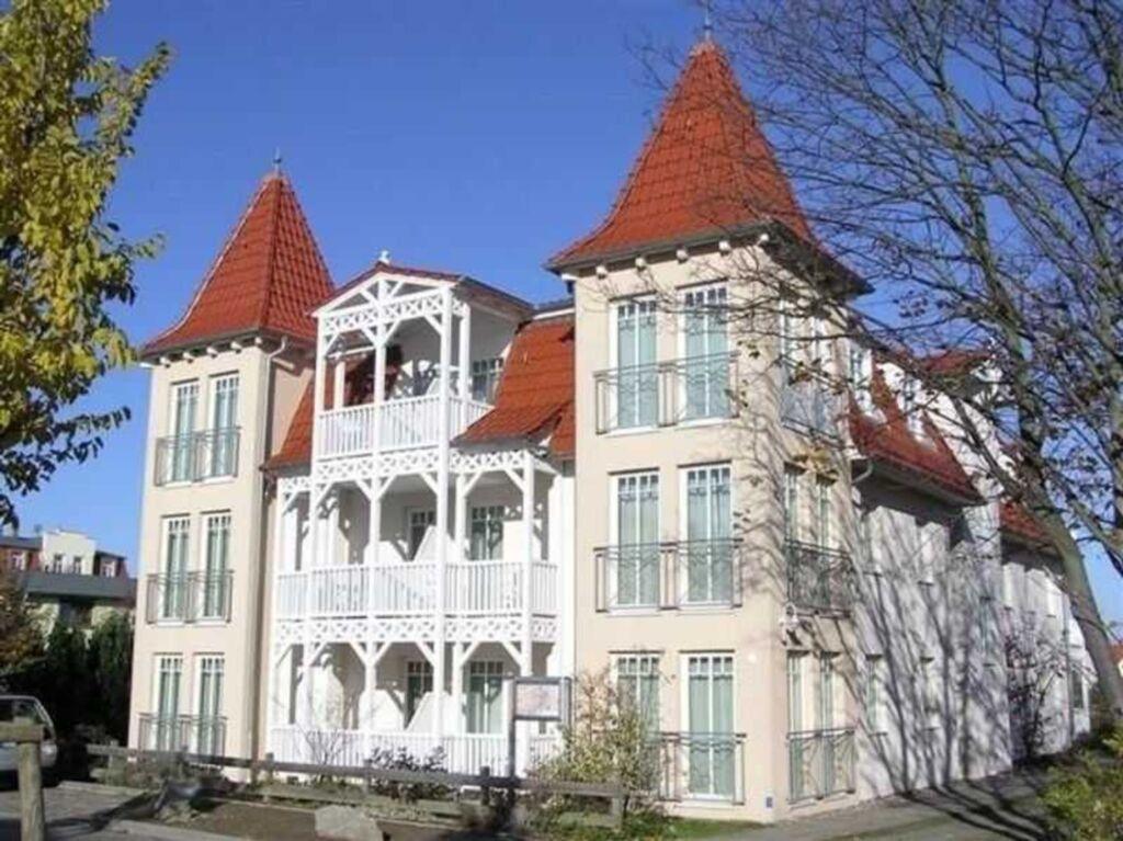 Appartementhaus 'Ulmenschlösschen', (120) 3- Raum-