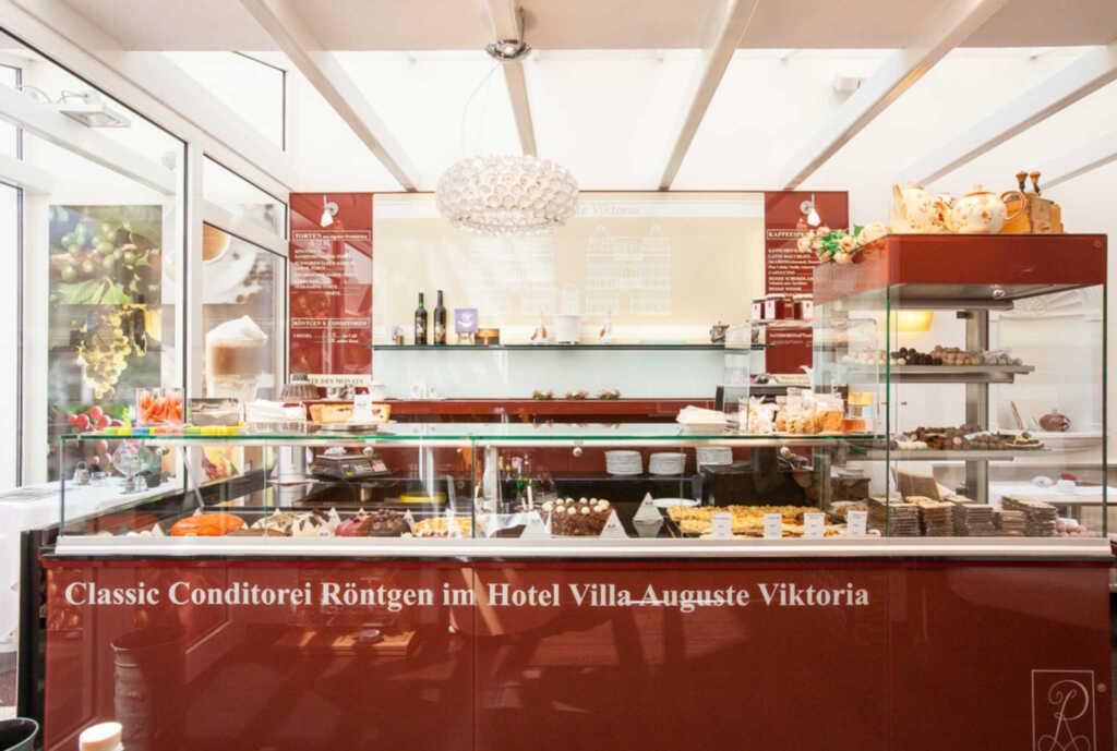 Hotel 'Auguste Viktoria', Zwei-Raum-Suite