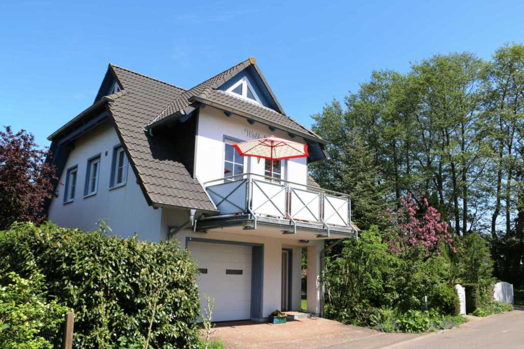 Ferienhaus 'Wölkchen', Ferienhaus